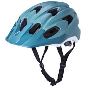 Kali Pace SLD Helmet matt green/white